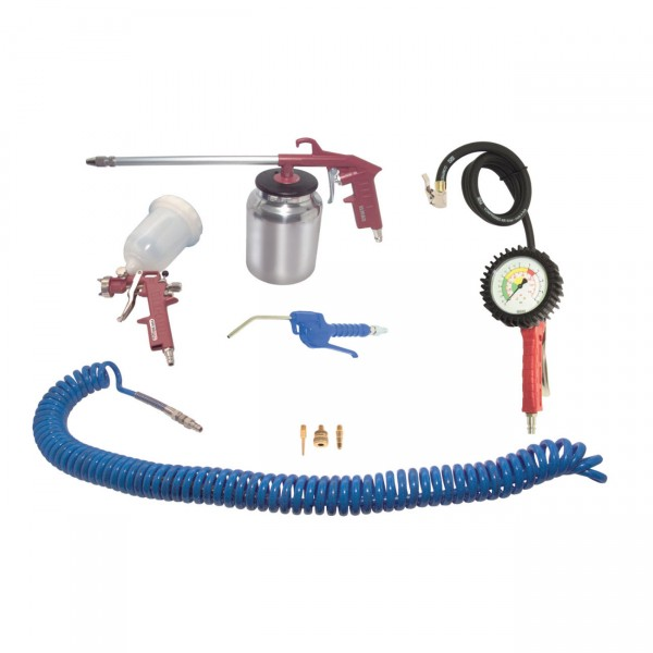Elmag Industrie-Air-Set, 5-teilig