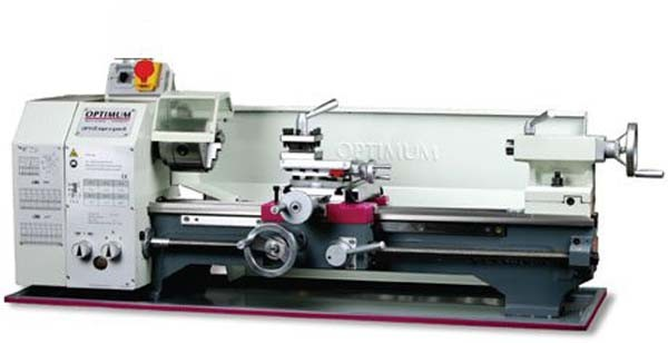 OPTIMUM TU 2807 V - Drehmaschine