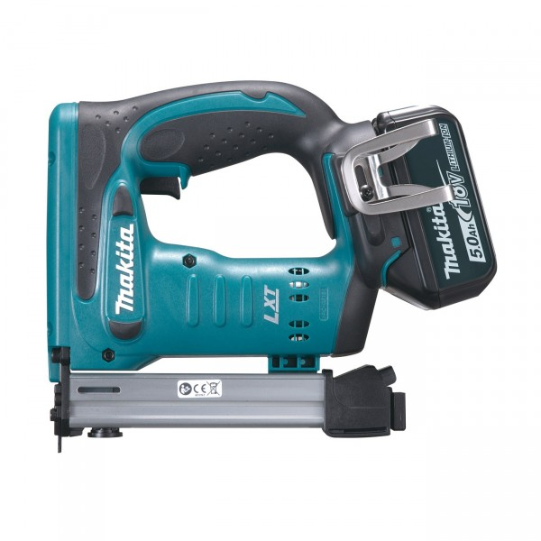 Makita DST221RTJ - Akku-Tacker 18,0 V / 5,0 Ah