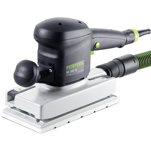 FESTOOL RUTSCHER RS 200 EQ-Plus inkl. Systainer - 567841