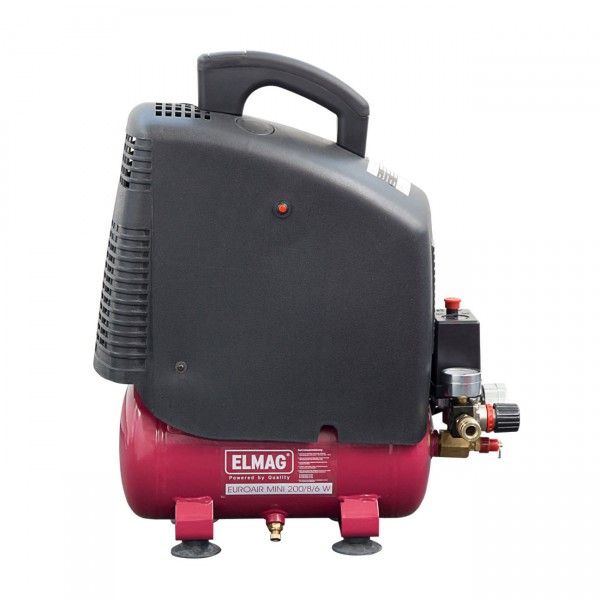 Elmag EUROAIR MINI 200/8/6 W - SET - Kompressor