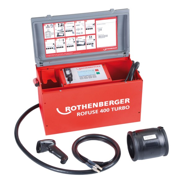ROTHENBERGER ROWELD® ROFUSE TURBO 400