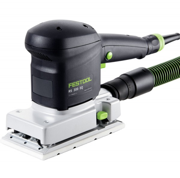 FESTOOL RUTSCHER RS 300 EQ-Set inkl. Systainer - 567848