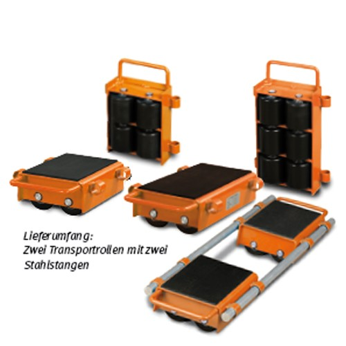 Unicraft VTR 12 - verstellbare Transportrollen
