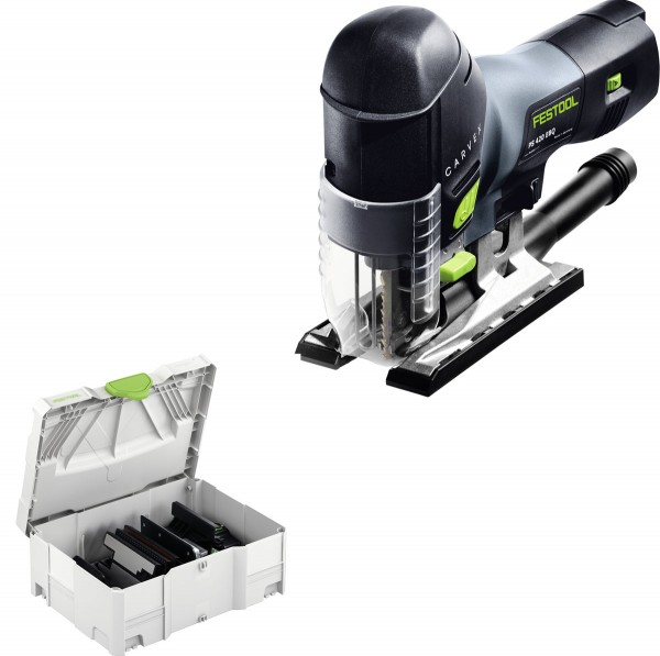 FESTOOL Pendelstichsäge CARVEX PS 420 EBQ-Set inkl. Systainer - 561588