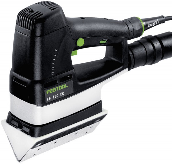 FESTOOL Linearschleifer DUPLEX LS 130 EQ-Plus inkl. Systainer - 567850