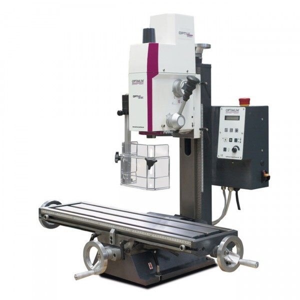 Optimum OPTImill MH 20VL - Fräsmaschine